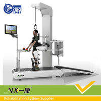 rehab device for gait training / medical equipment / physiotherapy equipment for lower limb
