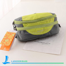 High quality Waterproof folding waist bag fashion design