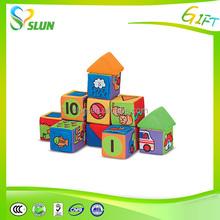 2014 hot diy baby building blocks