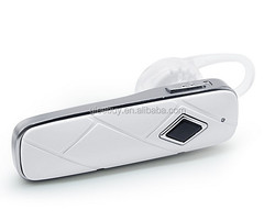 cheap and high quality bluetooth earphone 2015 V4.0+EDR holding time 5Hour GB-166 55mAh Intelligent voice calls, voice calls YES