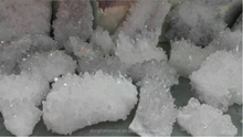 Wholesale Natural Rock Crystal Thin Needles Cluster / Clear Crystal Cluster