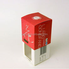 China supplier yellow cool folding box for wedding sweets