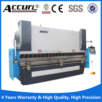 Anhui Laifu Hydraulic CNC Press Brake with Window and Door fence protection