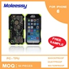 Hot popular for iphone 6 shield plastic case