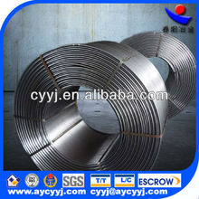 chinese 13 mm nitrided ferro chrome cored wire alloy