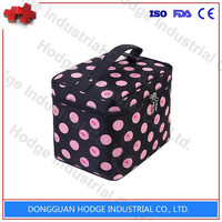 China New unique makeup organizer bag fashion travel cosmetic bag