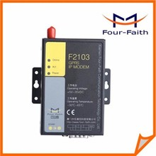 Industrial GPRS Modem with serial port sim card slot & DIN rail for M2M application