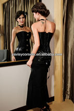 Fascinating corset costume in women shaper