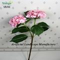 Sjzh02 hortênsia artificial flores/falsificada bola flor atacado