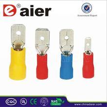 Daier clear nylon close-end wiring crimp cap