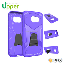 New business projects Shockproof Armor Series cover case for samsung galaxy s6 edge