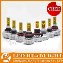 3S 3000LM LED Headlight 28W DIY Color temperature