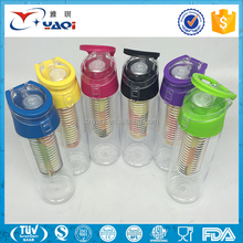 Factory Directly Provide New Style Tritan Protein Shake Bottle