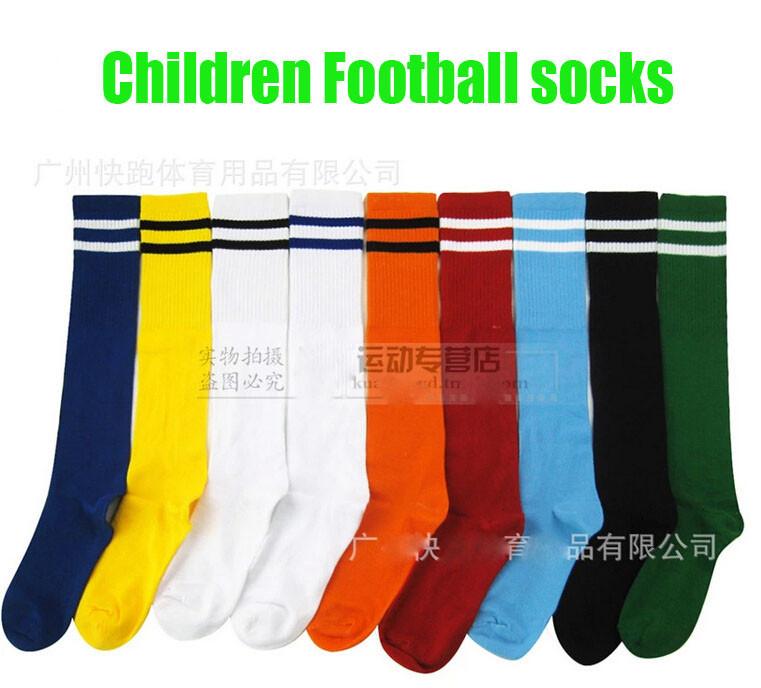 новые детские футбольные носки шлифов стволом Мужские спортивные носки для детей