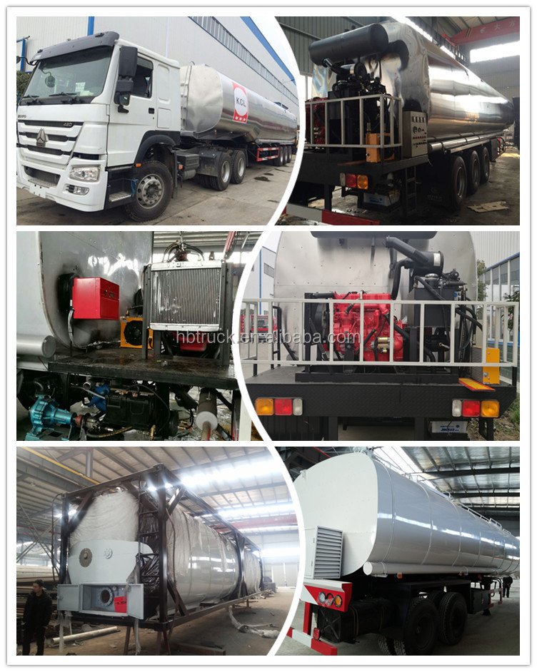 bitumen trailer