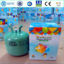 DOT AAA 4.1Kgs Hot selling Portable Helium Gas Cylinder