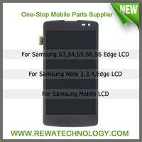 Mobile Phone Spare for Samsung Galaxy 19000 LCD Panel With Bezel