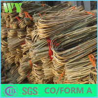 bamboo poles sale cheap U-shaped bamboo hoop poles