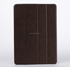 four folding leather case for apple ipad air case for ipad 5