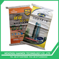 bopp laminated pp woven valve type bags for cement putty powder packing