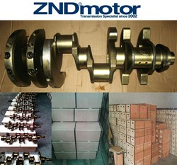 automotive crankshaft for Isuzu F6A,F8A,F8B,F10A,G10B,G13B,G16B
