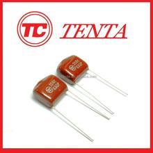 TENTA brand MER capacitors 0.1uf 250v