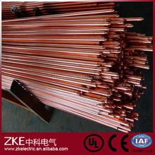 Small diameter Copper Ground Rod Dia 11mm, 10mm, 9mm, 8mm