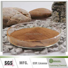 adhesive of fertilizers calcium lignosulfonate