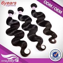 Fashion Style 100% Natural Human Hair Machine Weft Double Ended Dreads