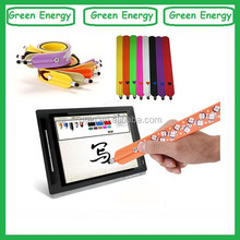 Silicone smartphone touch pen stylus,tablet pen touch