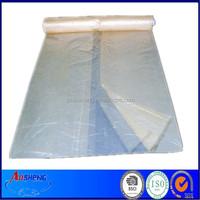Autobody plastic masking cling film