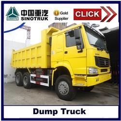 Sinotruk dump truck for sale, dump truck hydraulic piston
