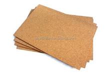 1~20mm foglio di sughero