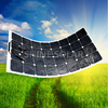 benable 30~90 degree 130w solar panel