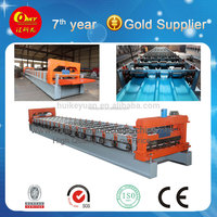 Corrugated Iron Sheet Roll Forming Machine, Metal Roofing Corrugated Iron Sheet Roller