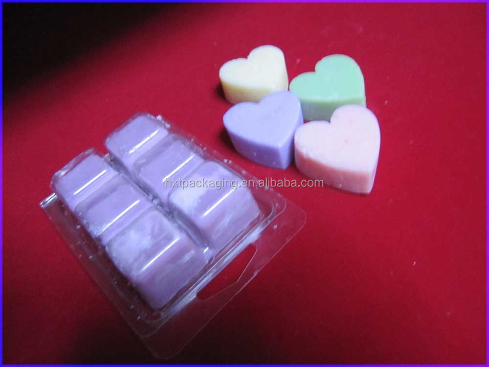 Clamshell Packaging For Candles New Design Candle Wax Melts Clamshell Packaging