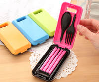 Promotional Creative picnic cutlery set