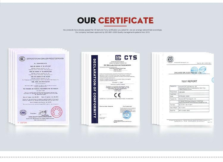 grl certificate