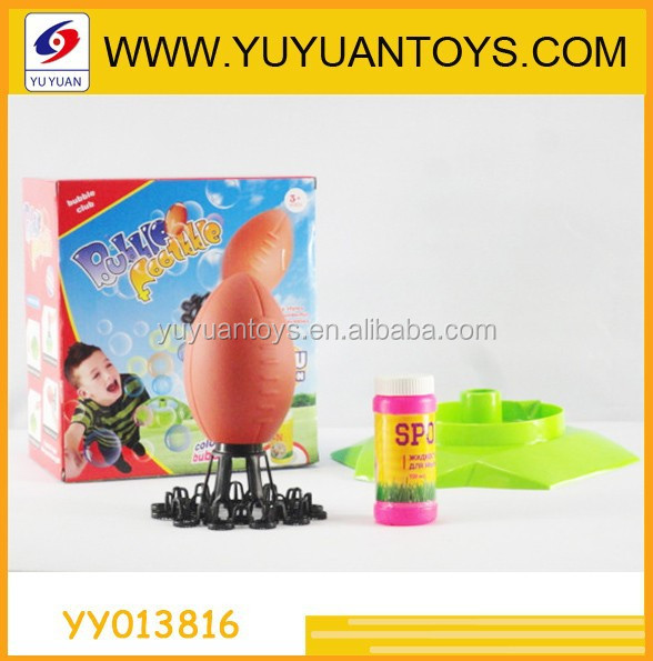 Blow Plastic Bubbles Soap Bubble Maker Blowing