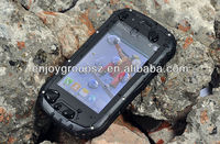 New arrival S09 rugged smart cell phone IP68 NFC Walkie-talkie no brand smart phone