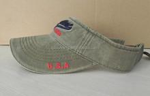 soft cotton baseball visor cap sports cap tennis cap for hot season