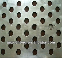 punched mesh perforated mesh