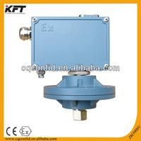 Anti-explosin negative pressure switch