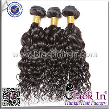 Perfect Extension Factory Cheap Curly Brazilian Remy Hair Extension Blonde