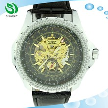 Alibaba wholesale fashion scale automatic mechanical watches