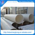 Dn300 1.6 mpa tubería plástica de pvc, tubería de pvc de precios, pvc tubería de agua de los precios