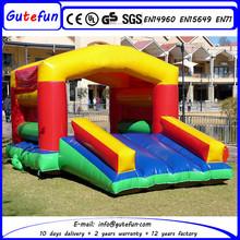 city events inflatable jumper and bigger slide