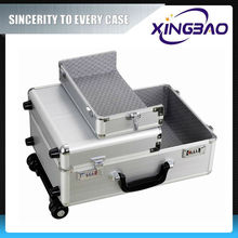 Protective case luggage,aluminum travel case,aluminum luggage case