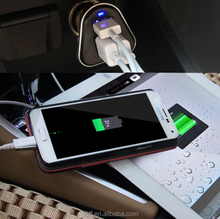 12v car battery charger circuit 9v car charger 2 port car charger for iphone 6 plus/ipad