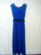 HIJ-14-WD-82-002 Women Chiffon Long dress